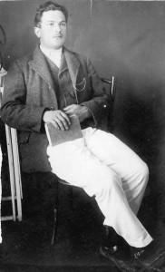 Teodro Susman - primar 1933