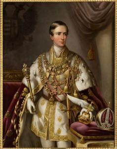 Împăratul de la Viena, Francisc Iosif I, 1850