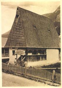 1940, casa memorială Avram Iancu